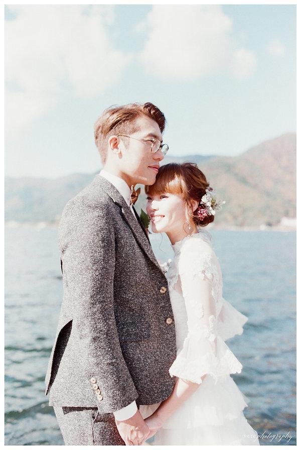 verc photography Pre Wedding in Tokyo Japan