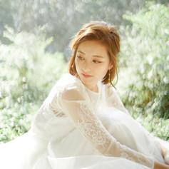 Venus Bridal Portrait