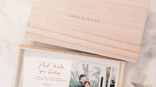 Story with the Special Coupleand ourwooden box