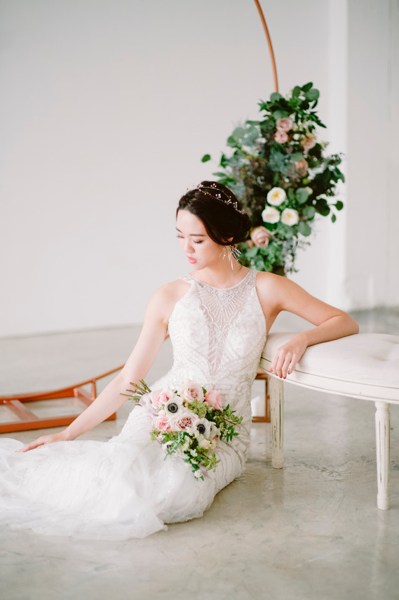 Bridal Portrait with Candace
