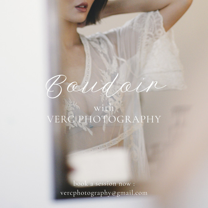 Boudoir Session with Veronica