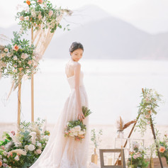 Bridal Portrait with Katy Yeung