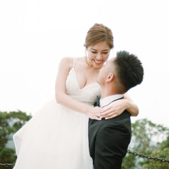 Film Wedding Photography with Yanni and Hong