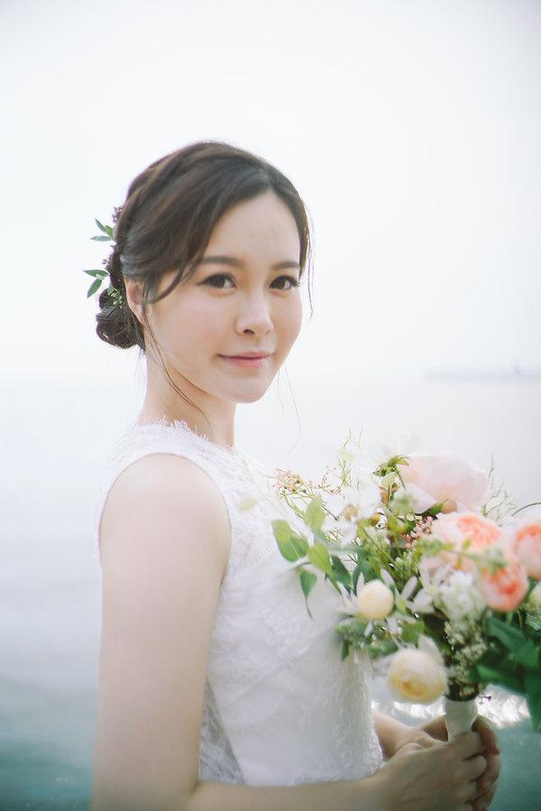 VERC bridal portrait