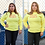 Thumbnail: Sigue Reina! Oversized All Gender Long Sleeve - Yellow