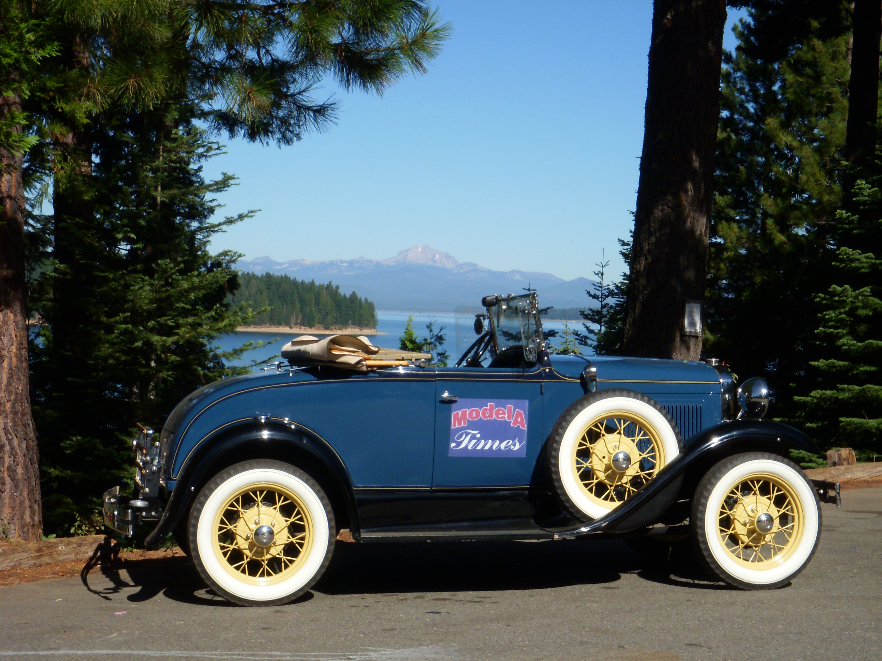 Almanor Roadster 1