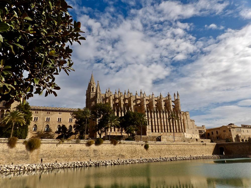 Visiter la cathédrale sé Palma de Majorque
