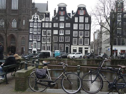 3 petits jours à Amsterdam