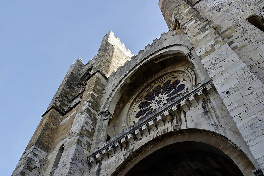 voyage portugal visiter lisbonne cathédrale sé