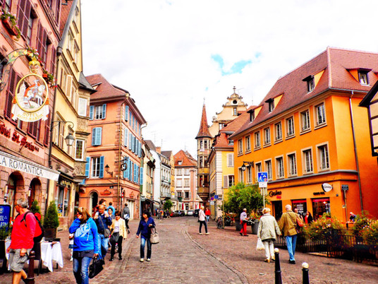 CITY GUIDE / Au coeur de Colmar