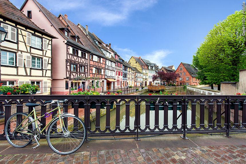 voyage vélo blog alsace