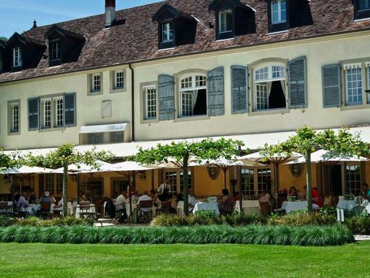 Une expérience culinaire étoilée au Château de Germigney
