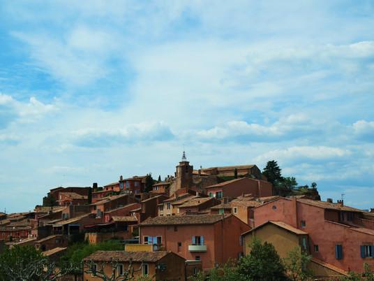 Roussillon, petite perle de Provence