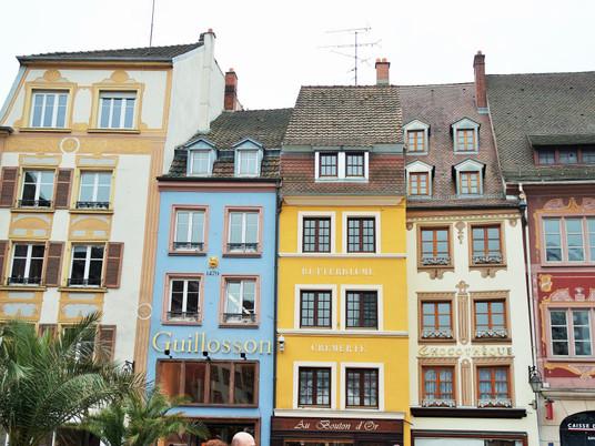 ALSACE - Quelques heures à Mulhouse