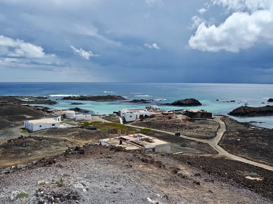Randonner (et s'extasier) sur l'île préservé de Los Lobos