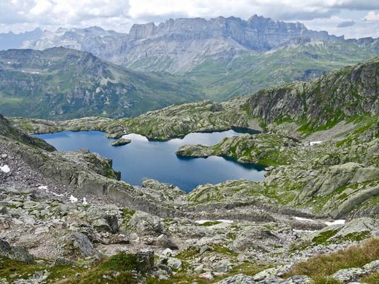 Rando - Lac Cornu, Chamonix