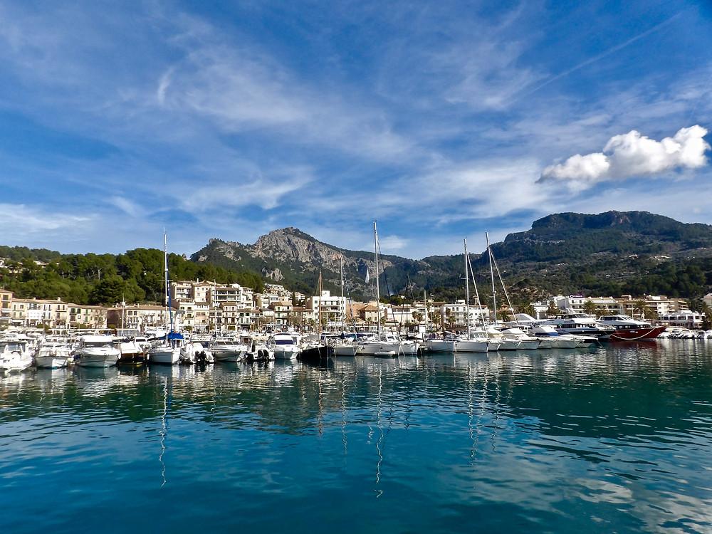 Visiter Port de soller à Palma de Majorque