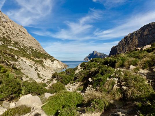 Rando à Majorque - Cami de Boquer
