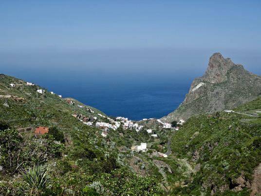 Randonnée à Tenerife - Coup de coeur à Taganana