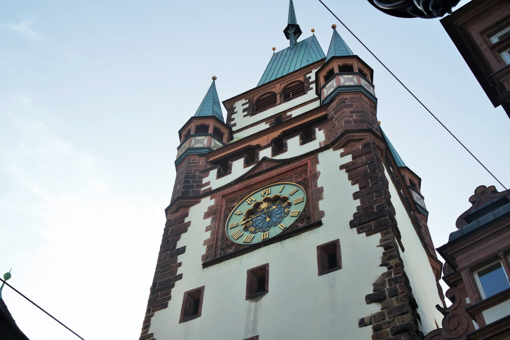Visite séjour allemagne Freiburg