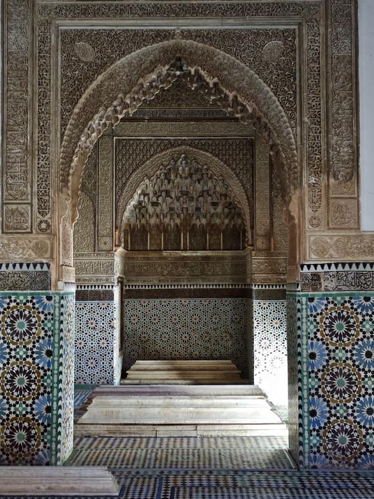 MAROC - Découvrir Marrakech pour la première fois