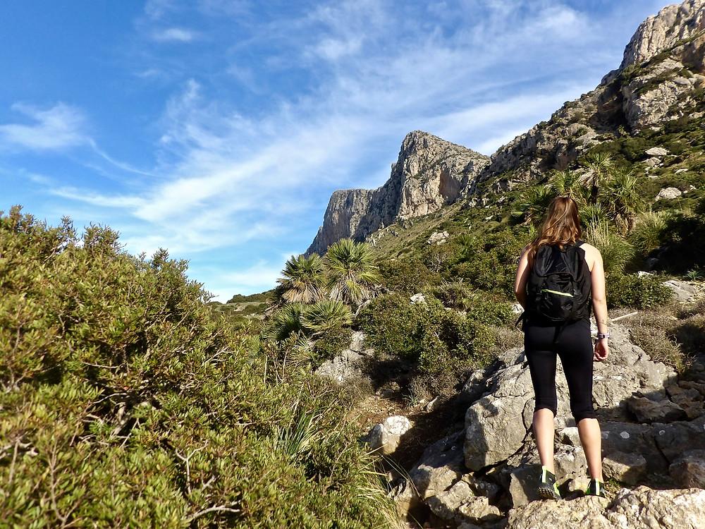 Randonnée à Palma de Majorque