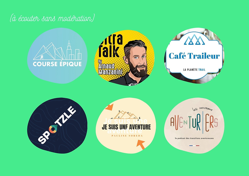 podcast aventure trail outdoor