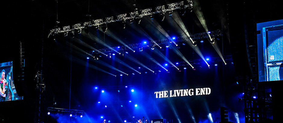 The Living End – Live at the Superloop Adelaide 500