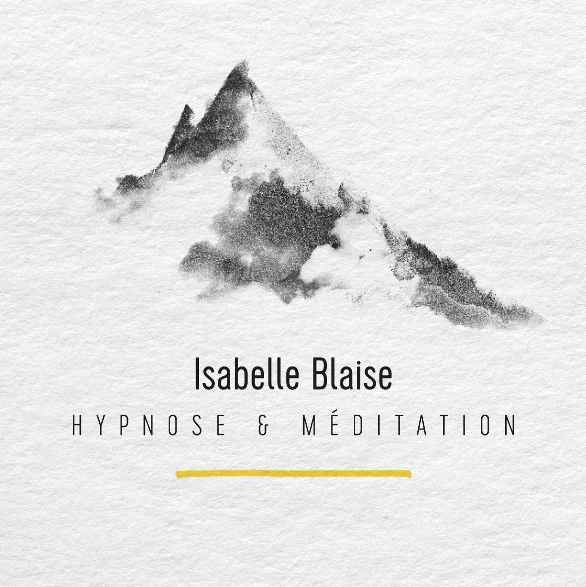 Logo Isabelle Blaise