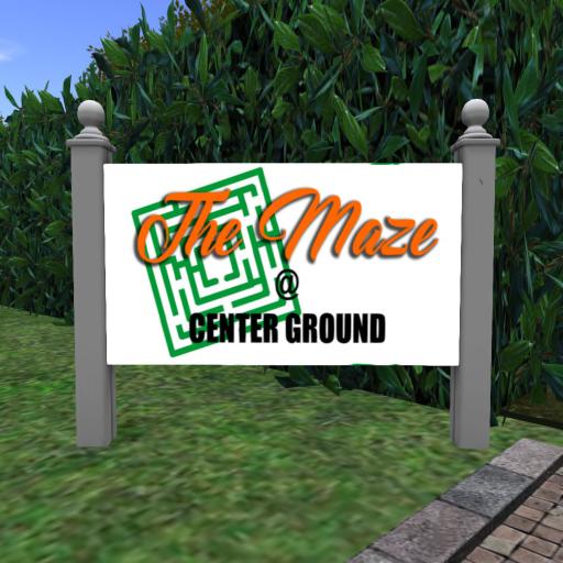 The Center Ground Maze