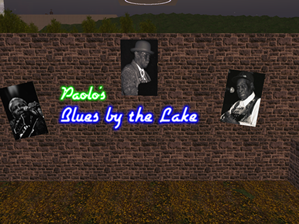 Paolo's Blues By The Lake Remembering
