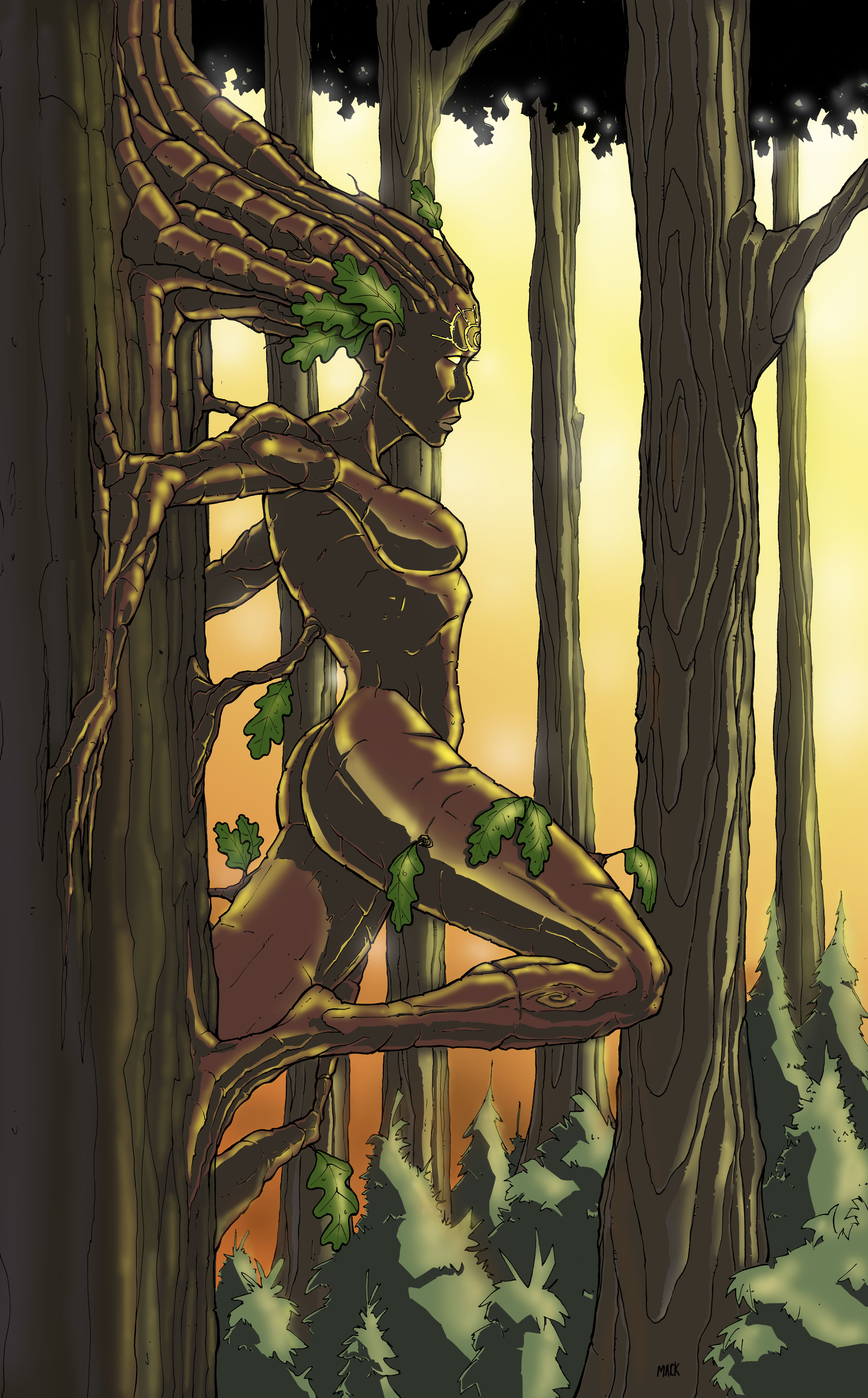 Dryad copy