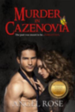 Murder in Cazenovia - FRONT COVER - AWAR