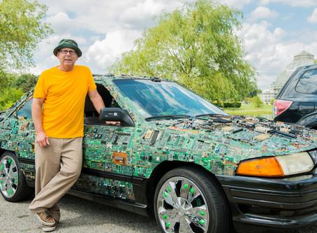 David Brostek: The Car-Puter