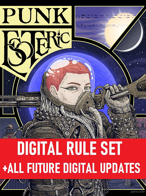 Punk Esoteric Digital Rule Set