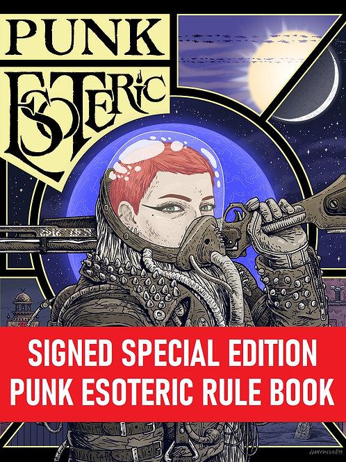 Punk Esoteric PhysicalRule Book