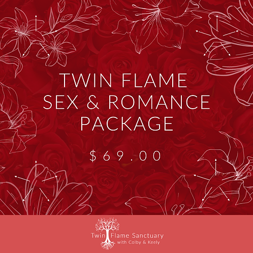 Twin Flame Romance Package