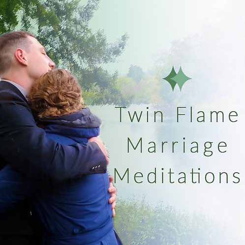 Twin Flame Marriage Meditation