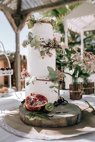 Wedding Cakes Tenerife , Sweet Frank's