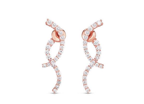 Modern Curve Earrings