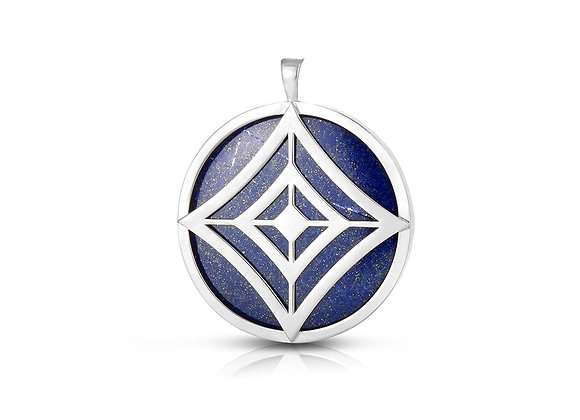 Radiance Pendant - Sterling Silver