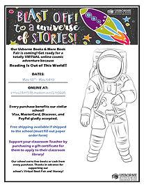 KCA Book Fair - Single Virtual Flyer Bla