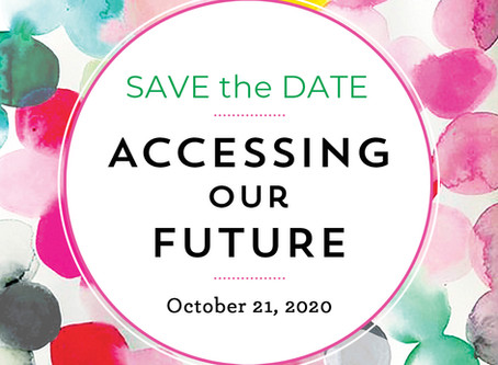 Save the Date: Healthy Futures of Texas Presents: Accessing Our Futures (the virtual event)