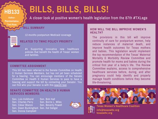 Bills, Bills, Bills: What Happened to Our Bills?