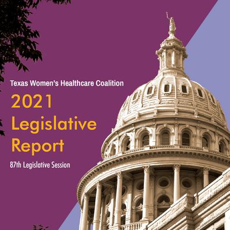 TWHC Presents: The 87th Legislative Session Report