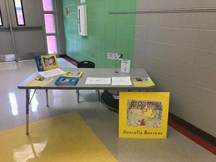 Wolftever Creek Elementary literacy even