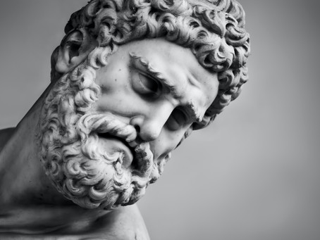 How Stoicism can calm the tempest.