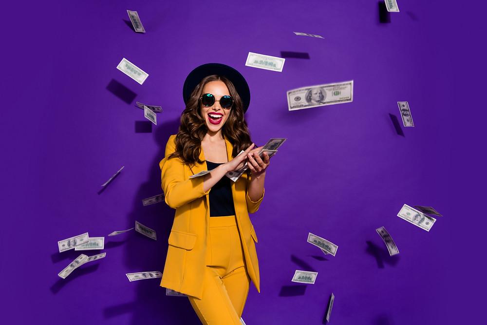 abundance, money mindset, wealth, money books, learn money
