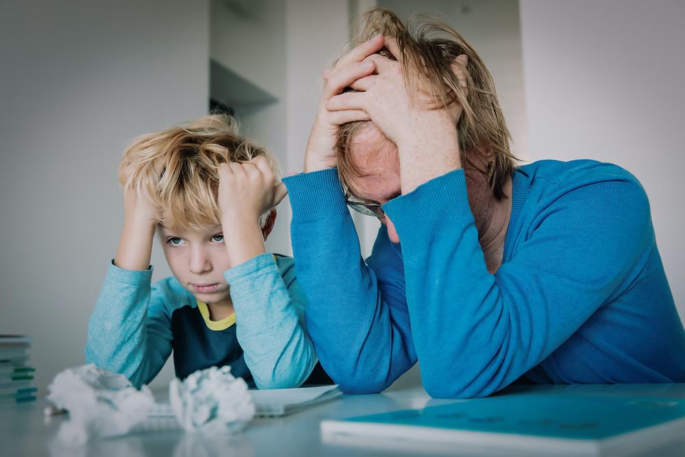 money mindset, self-limiting beliefs, childhood memories, parents and money