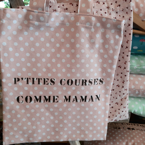 Tote bag enfants